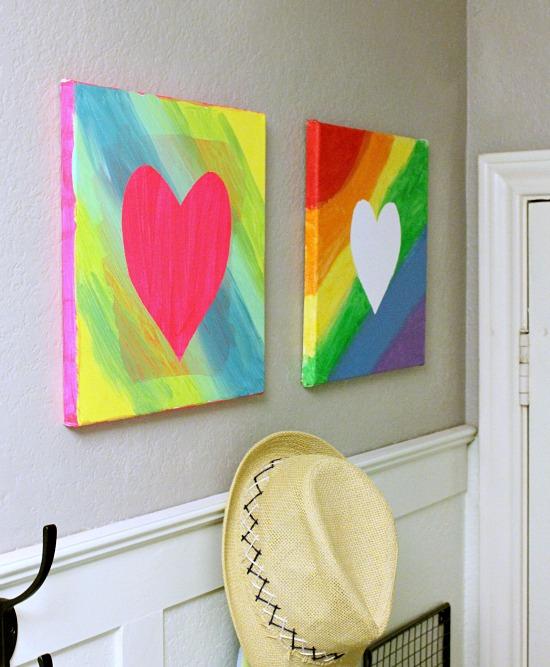 Easy Canvas Art