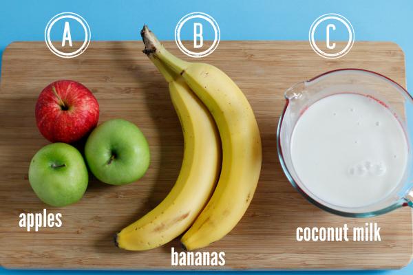 abc smoothie ingredients