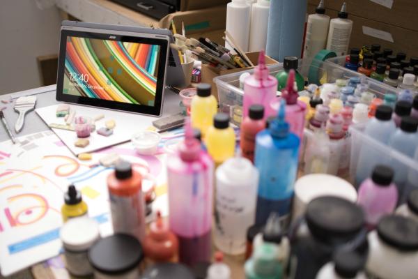 Acer Seize the Idea Craft Station