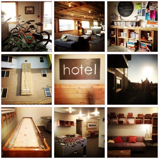 Adrift Hotel and Spa Long Beach Washington