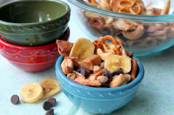 Caramel Apple Trail Mix