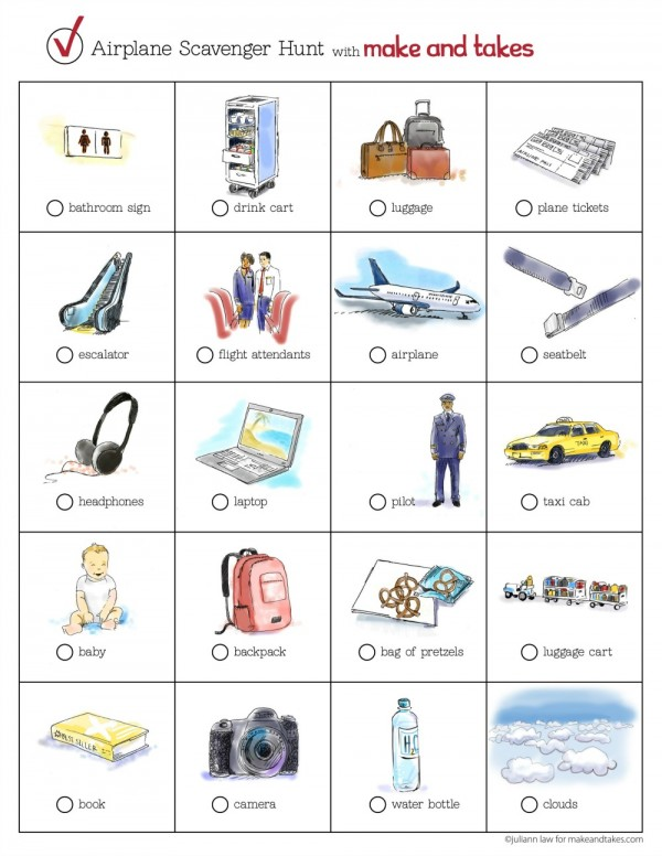 http://www.makeandtakes.com/wp-content/uploads/Airplane-Scavenger-Hunt-Printable-for-Kids-2-600x776.jpg
