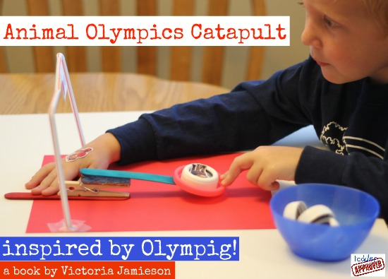 Animal Olympics Catapult