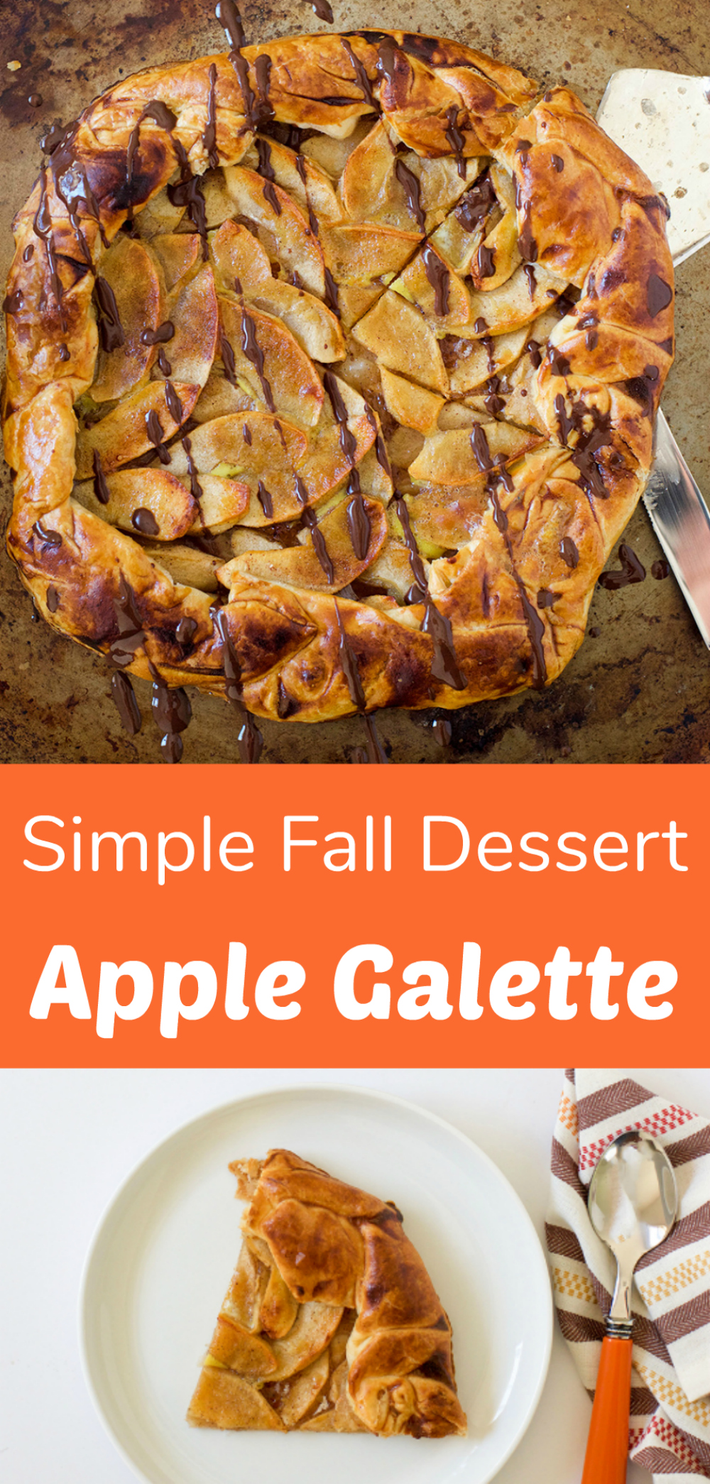 Apple Galette Dessert Recipe