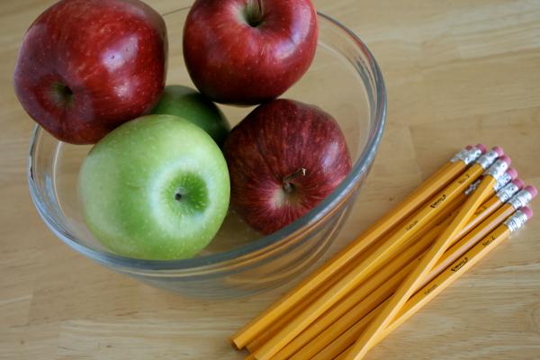 Apple Pencil Bouquet Supplies