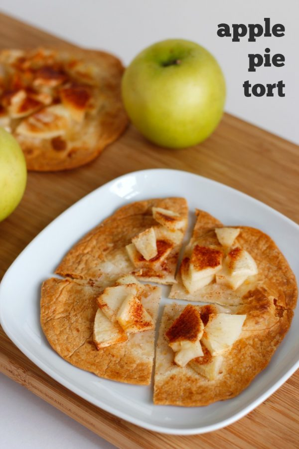 Apple Pie Tort Recipe