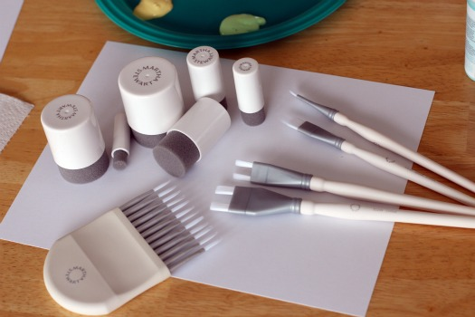 Apple Stamp Supplies