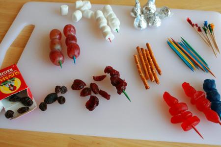 Apple Turkey Craft Supplies