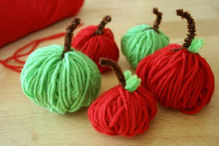 apple-yarn-craft