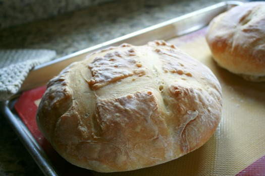 Easy recipes for bread