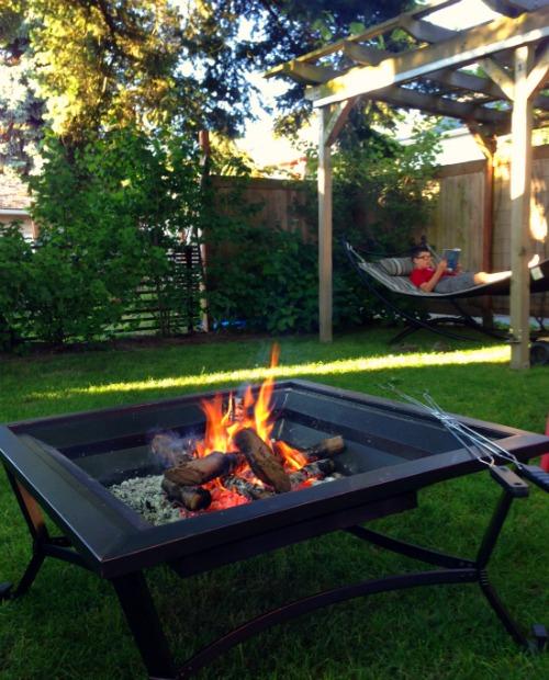 Backyard Parties and Entertaining