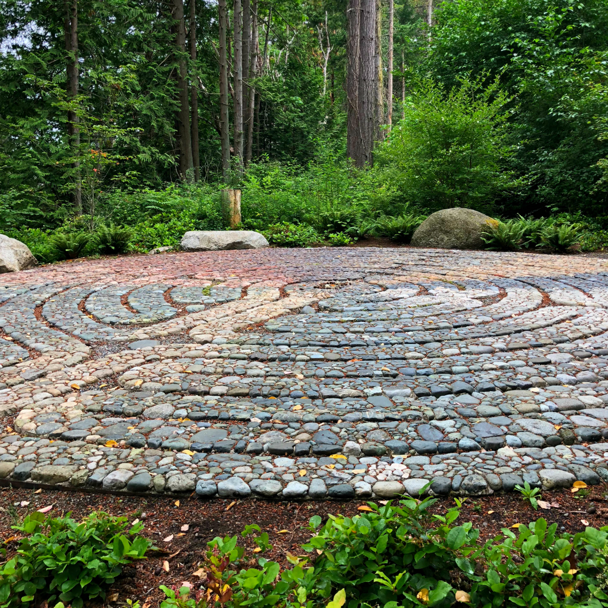 Bainbridge Island Labyrinth
