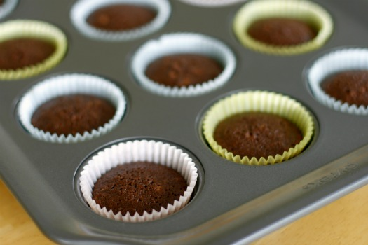 how to make brownie muffins