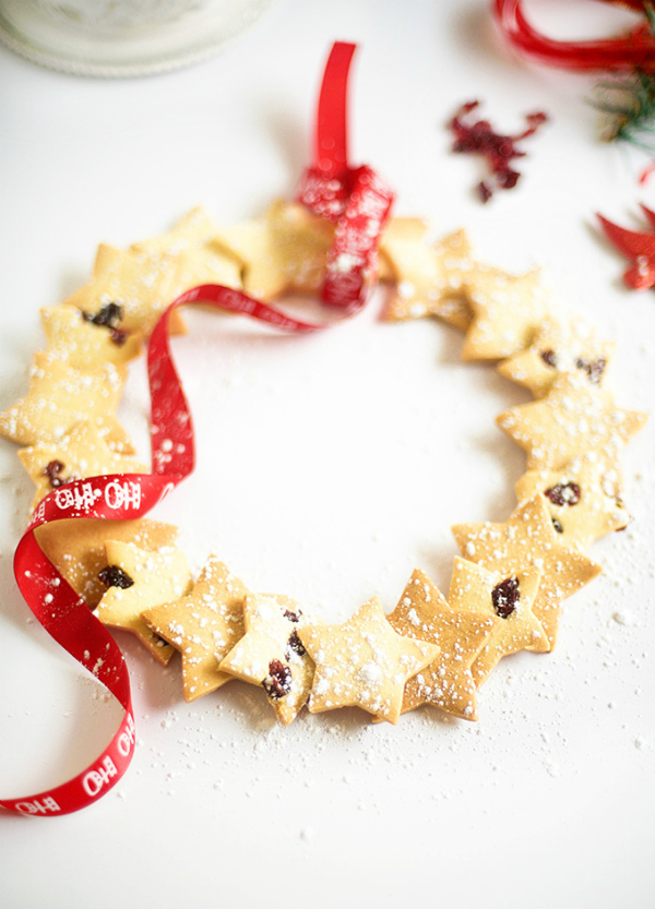 baking-christmas-shortbread-star-wreath3