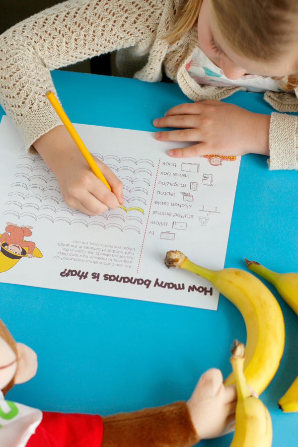 Banana Measuring Graph