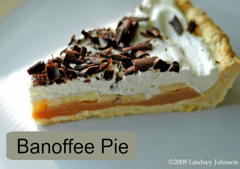 One Of My Favorite Desserts Banoffee Pie Make And Takes
