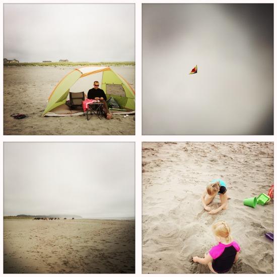 Beach Fun with the Family in Long Beach Washington