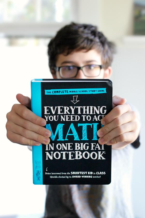 Big Fat Notebook of Math