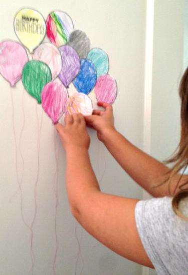 Birthday-Balloon-Countdown for Kids