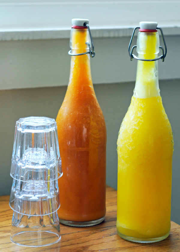 Blend Up Some Agua Fresca to Drink