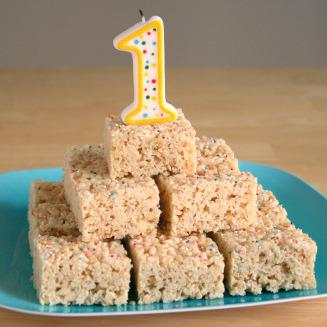 Blocks Birthday Party