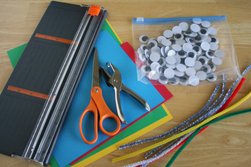 Bookmark Paper Supplies