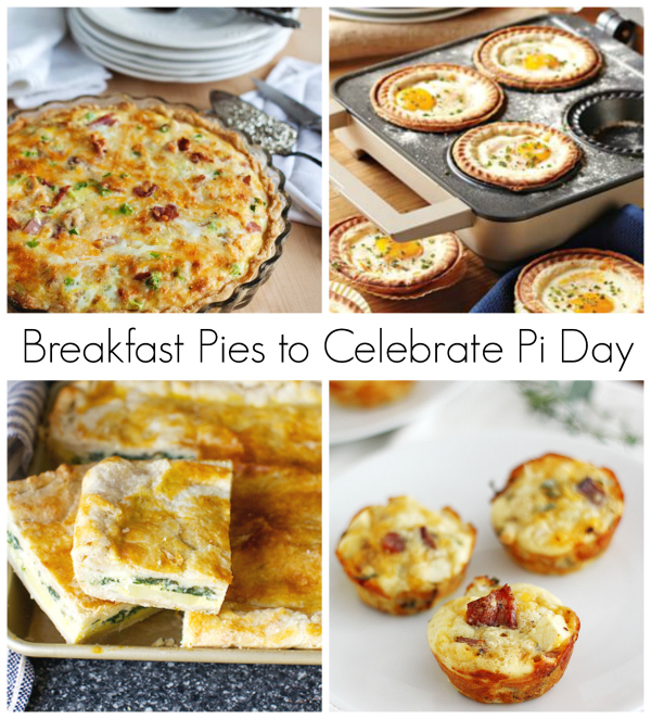 Breakfast Pies to Celebrate Pi Day
