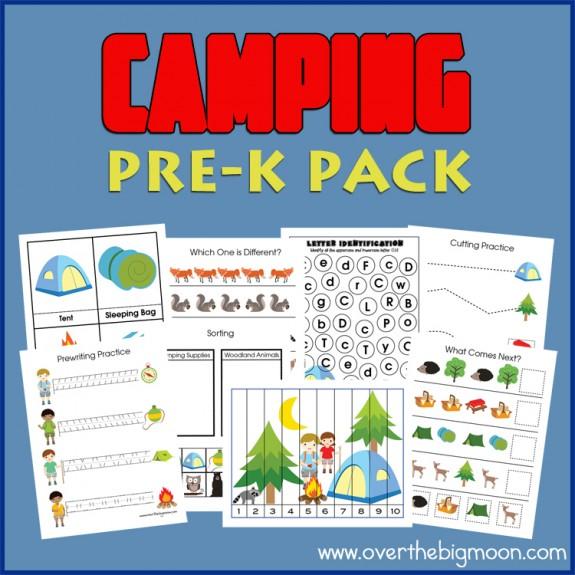 Camping-PreK-Pack-575x575