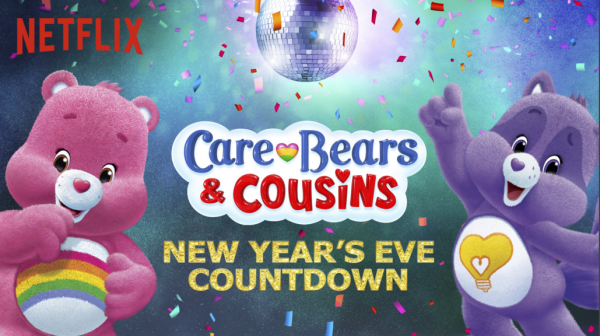 Care Bear & Cousins New Year's Eve Countdown on Netflix