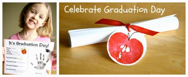 Celebrate Graduation Day