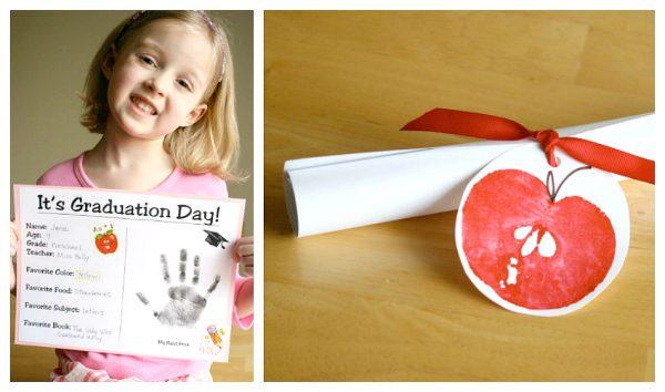 Celebrate Graduation Day for Preschool