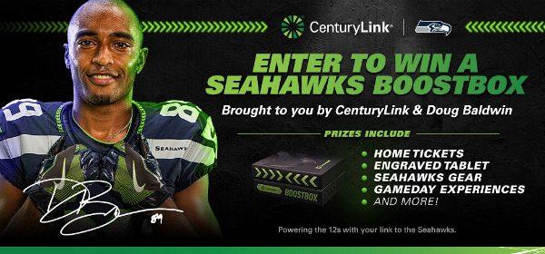 CenturyLink SeaHawk BoostBox