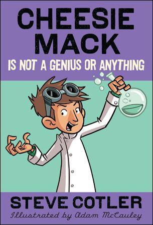 Book Review: Cheesie Mack Series