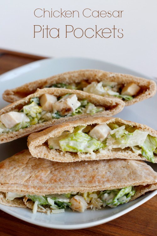 Chicken Caesar Pita Pockets for Dinner.jpg