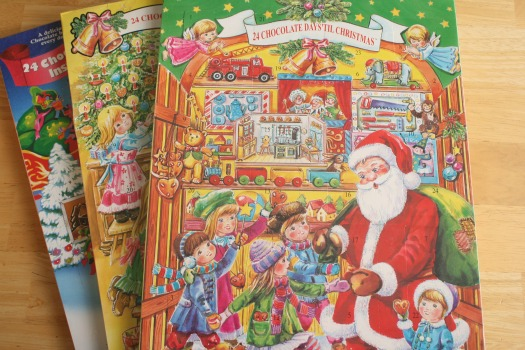 Advent Calendars With The Perforated Windows