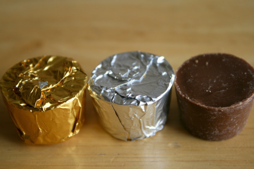 Chocolate Olympic Gold Medal Treats