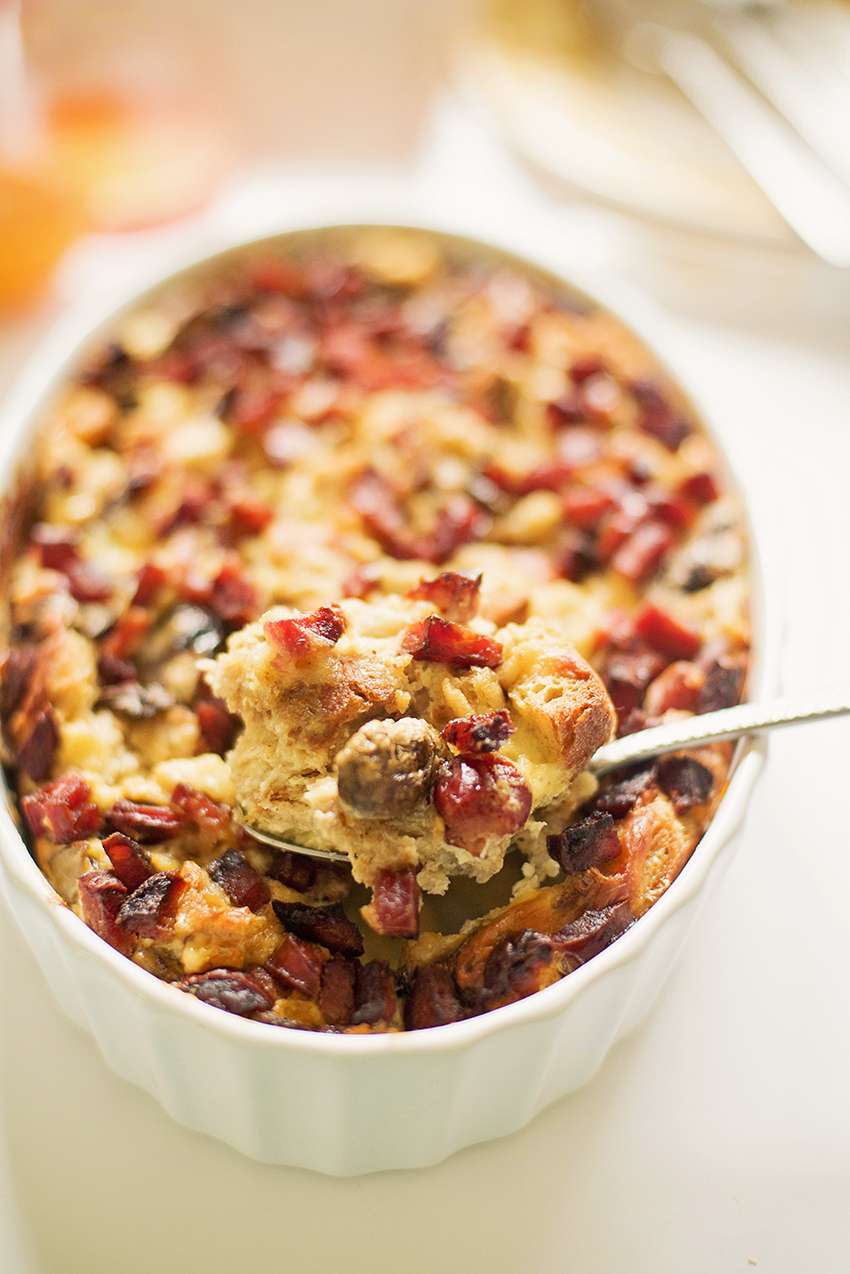 Christmas Morning Breakfast Casserole