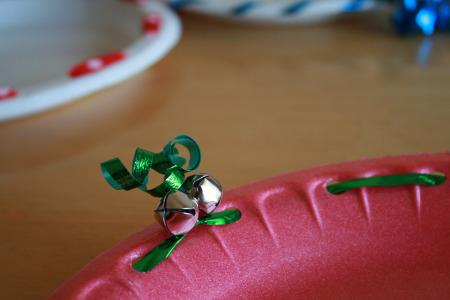 Christmas Plates for Holiday Treats