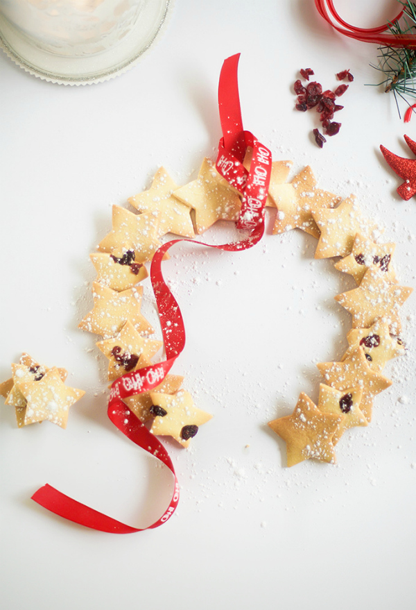 christmas-shortbread-wreath