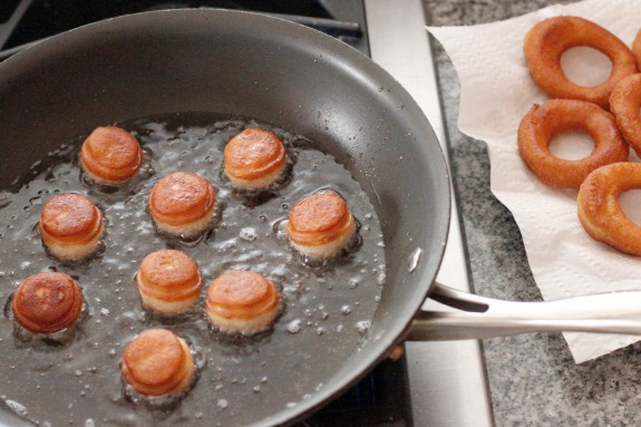 Cooking Up Semi Homemade Donuts