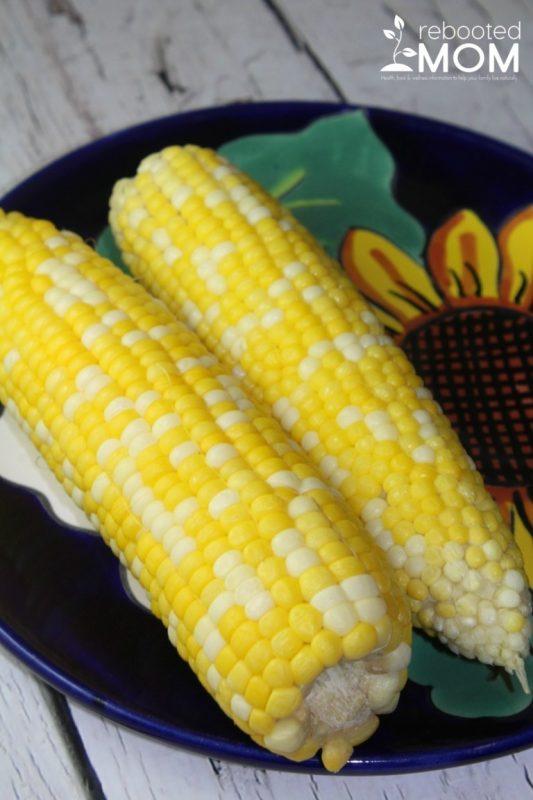 Easy Corn on the Cob
