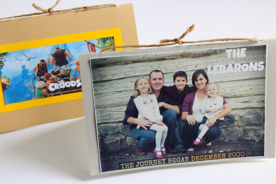 Craft a Family Photo Album