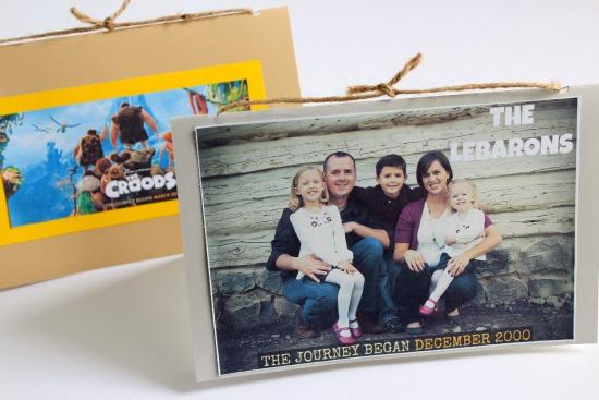 Craft a Family Photo Album