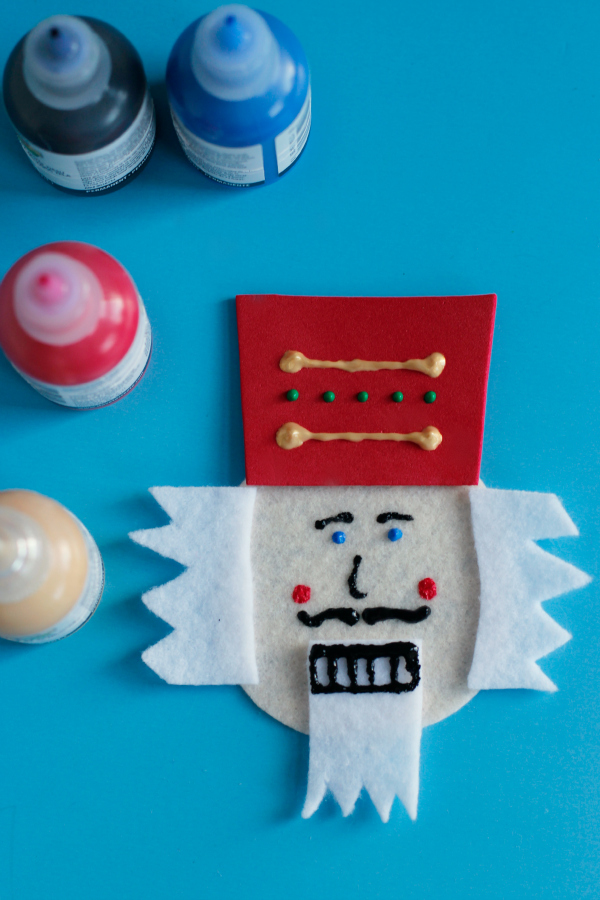 Craft a Nutcracker Ornament