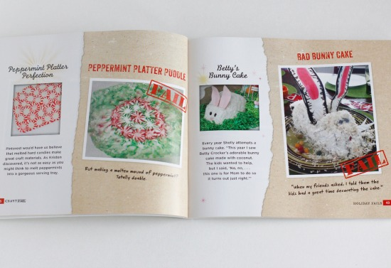 CraftFail Book by Heather Mann