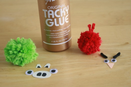 Crafting Angry Birds