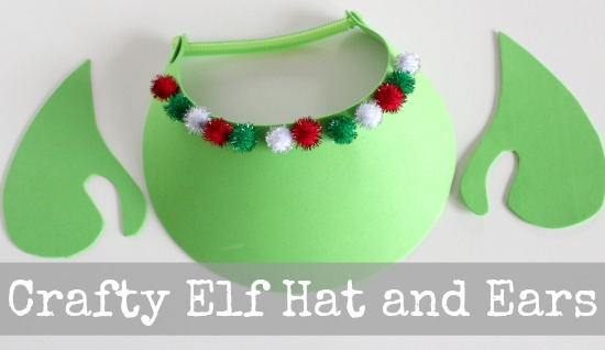 Holiday abc series e is for elf make and takes im maxwellsz