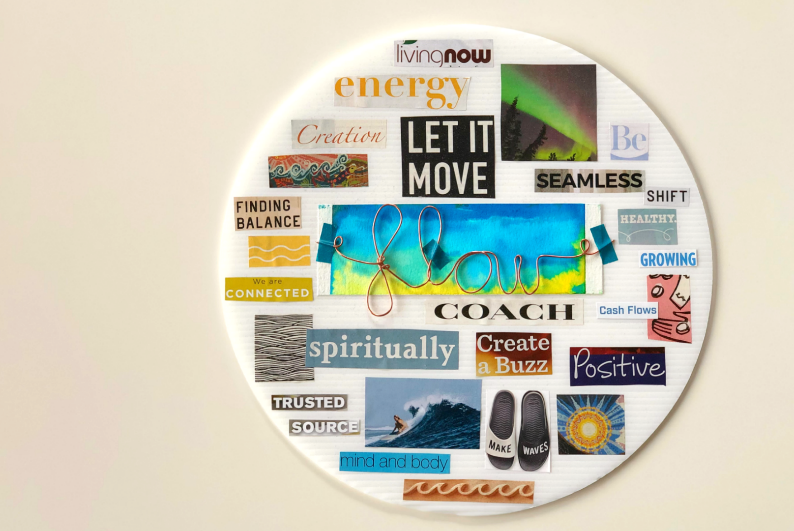 Create a Flow Vision Board