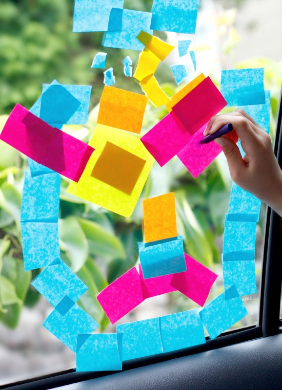 Creating Sticky Note Pictures on Windows