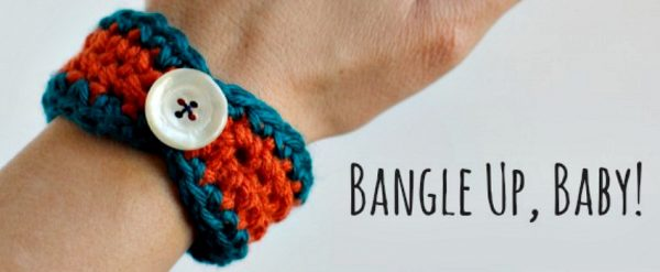 Crochet Bangle Feature